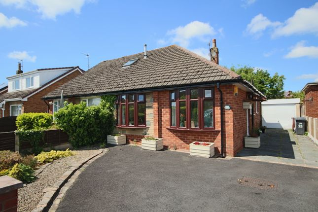 Semi-detached bungalow for sale in Shaftesbury Avenue, New Longton, Preston