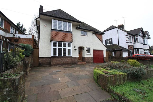 Thumbnail Detached house for sale in New Bedford Road, Luton, Bedfordshire