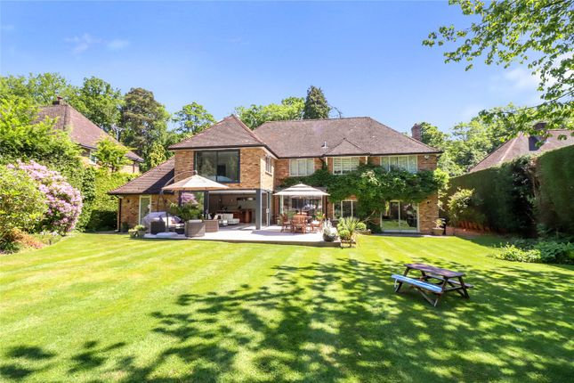 Thumbnail Detached house for sale in Stokewood House, Deadhearn Lane, Chalfont St. Giles, Buckinghamshire