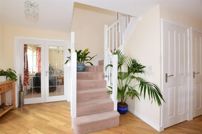 Thumbnail Detached house for sale in Chorister Crescent, Hoo, Rochester, Kent