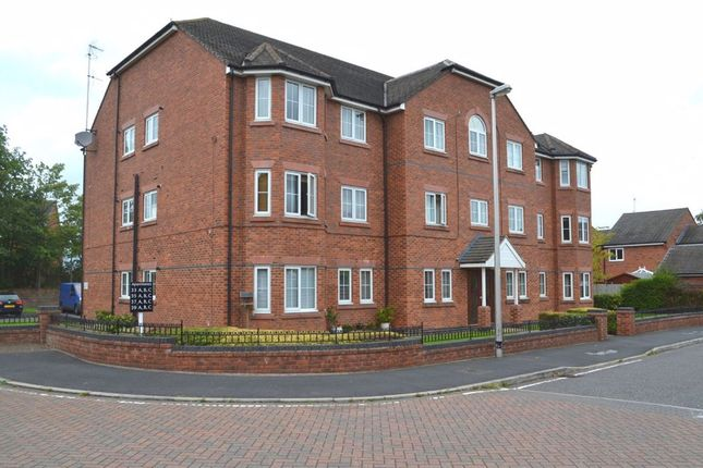 2 bed flat to rent in Sunnymill Drive, Sandbach CW11