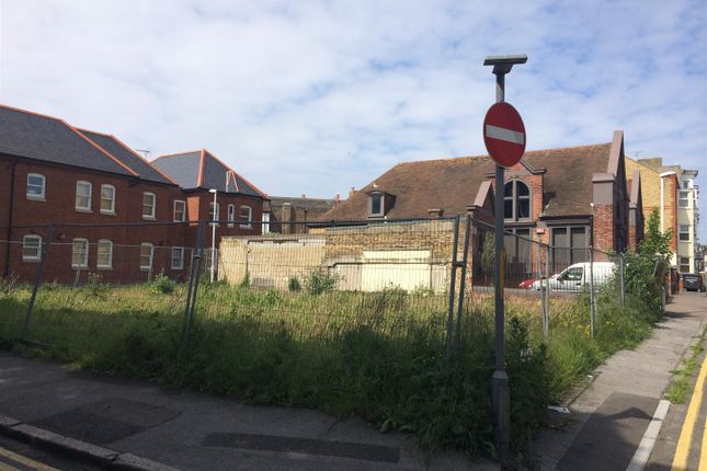 Thumbnail Land for sale in Victoria Road, Margate