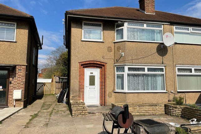 Thumbnail Semi-detached house to rent in Falling Lane, West Drayton