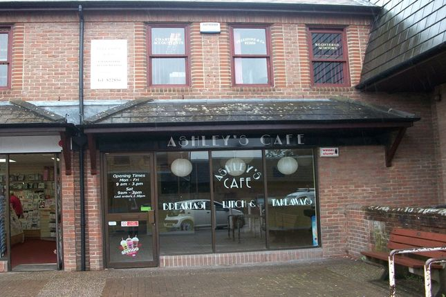 Thumbnail Restaurant/cafe to let in New Shopping Centre, High Street, Gillingham
