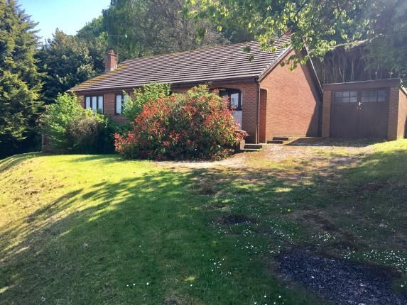 Thumbnail Bungalow for sale in Fron Park Road, Holywell, Flintshire