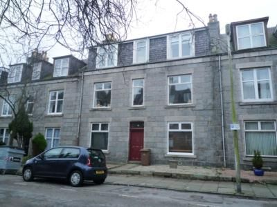 Thumbnail Flat to rent in 25d Hartington Road (Top Left), Aberdeen