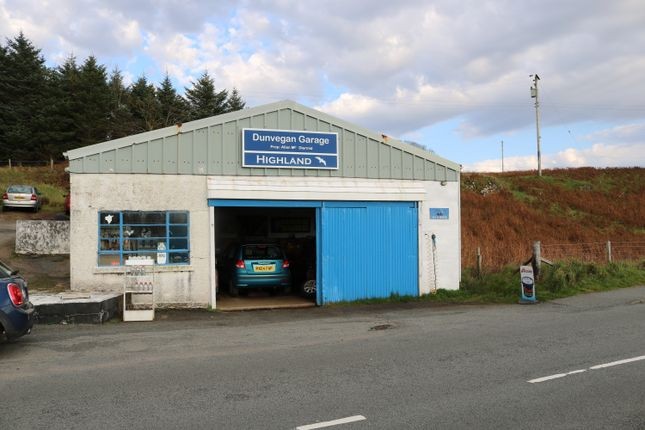 Light industrial for sale in Dunvegan, Isle Of Skye