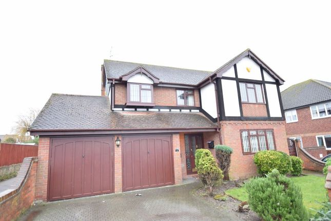 Thumbnail Detached house for sale in Deanhill Avenue, Clacton-On-Sea