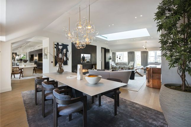 Thumbnail Flat for sale in The Wedgwood, Penthouse Apartment, The Park Crescent, Portland Pl, Regent's Park