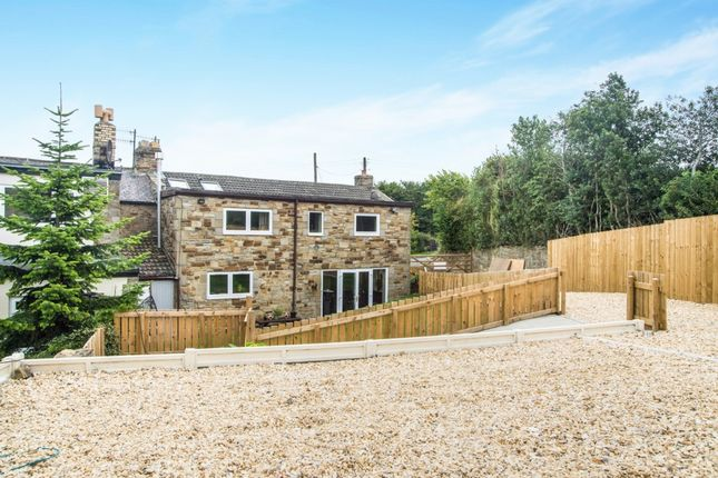 Thumbnail Terraced house for sale in Mount Pleasant, West Mickley