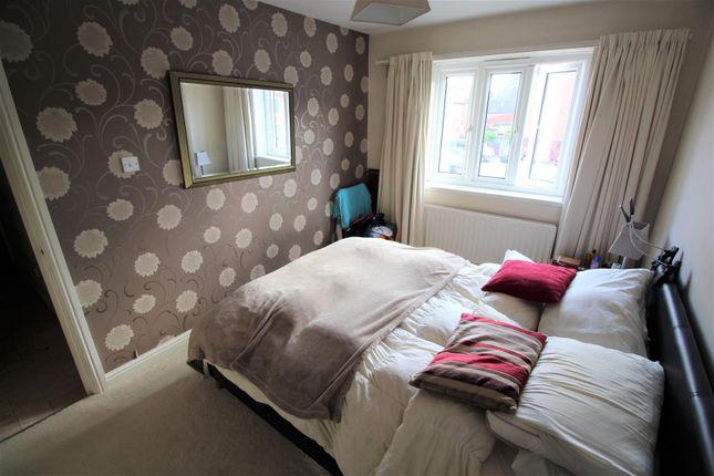 Bedroom One of Swan Mews, Swan Road, Lichfield WS13