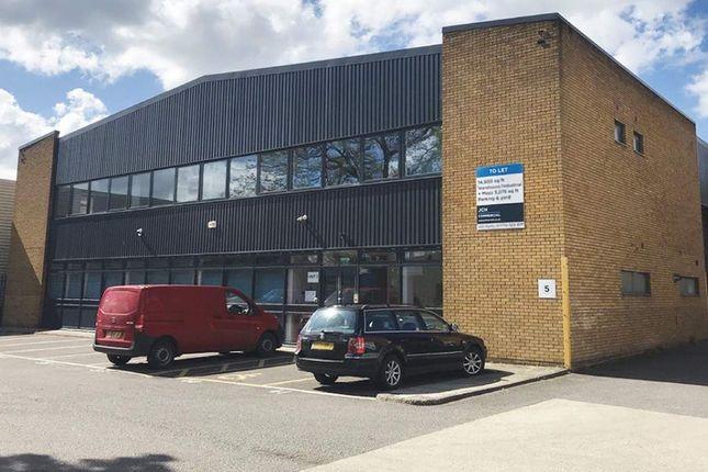 Thumbnail Industrial to let in Unit 2, Eelmoor Road, Farnborough
