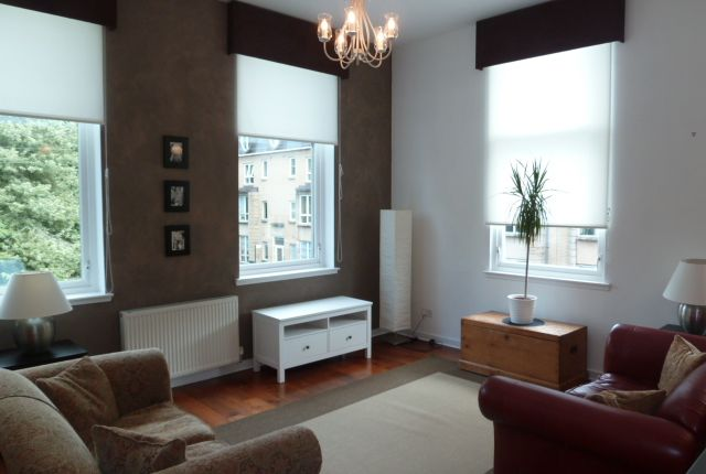 Thumbnail Flat to rent in Belmont Crescent, Glasgow