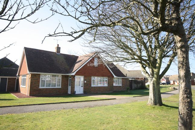 Thumbnail Detached bungalow for sale in The Barnhams, Bexhill-On-Sea