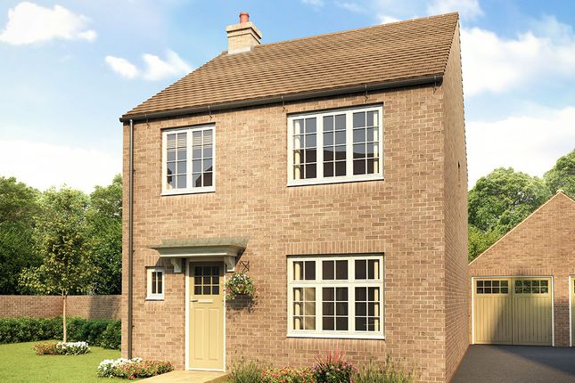 """3 bed detached house for sale in """"Wykham"""" at Bloxham Road, Banbury OX16"""