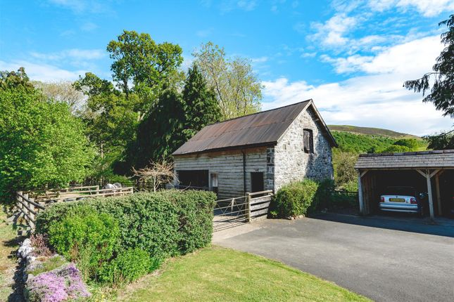 Thumbnail Detached house for sale in South Street, Rhayader
