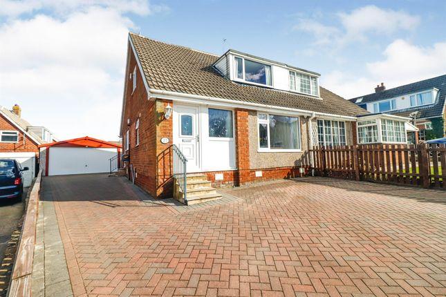 Thumbnail Semi-detached house for sale in Dalecroft Rise, Allerton, Bradford