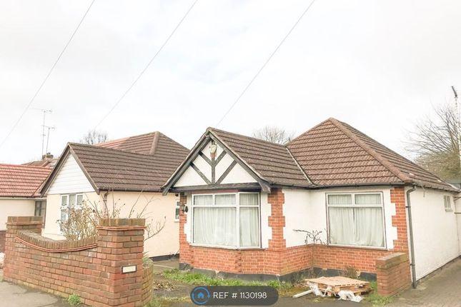 Thumbnail Bungalow to rent in Woodville Gardens, Ruislip