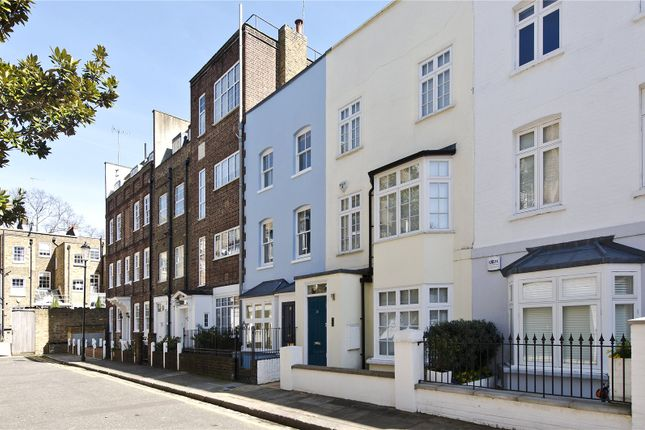 Thumbnail Terraced house for sale in Woodfall Street, London