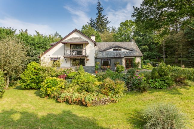 Thumbnail Detached house for sale in Fell End Cottage, Ghyll Head, Bowness-On-Windermere