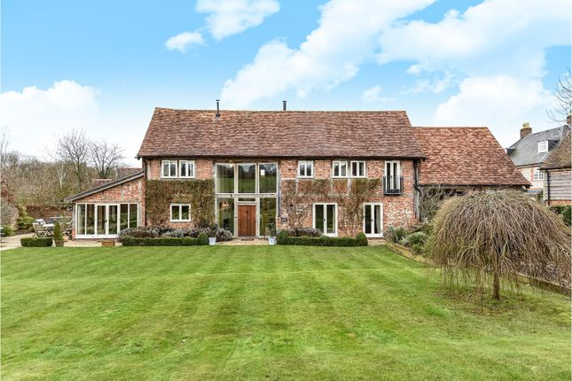 Thumbnail Barn conversion for sale in Pump Lane North, Marlow