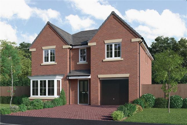 """Thumbnail Detached house for sale in """"The Sherwood"""" at Elm Avenue, Pelton, Chester Le Street"""