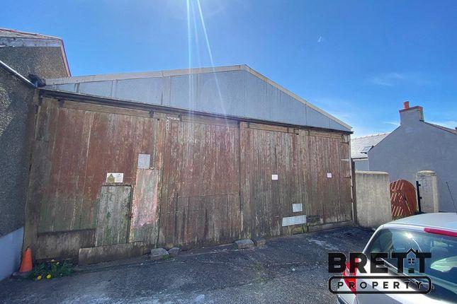 Parking/garage for sale in Old Garage, James Street, Neyland, Milford Haven, Pembrokeshire.