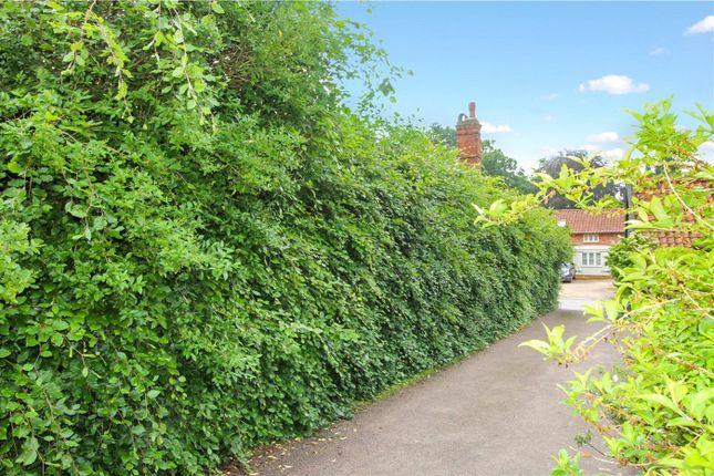 Side Access of The Street, Shotesham All Saints, Norwich, Norfolk NR15