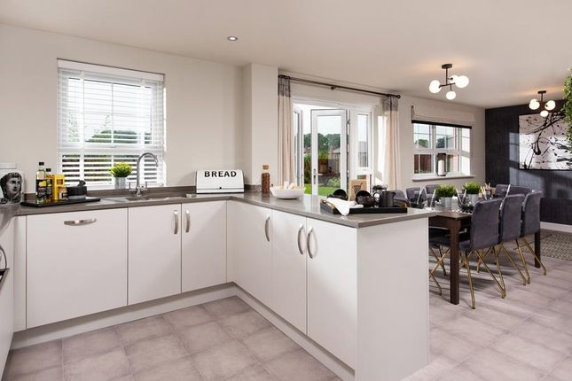 "Thumbnail Detached house for sale in ""Radleigh"" at Green Lane, Yarm"