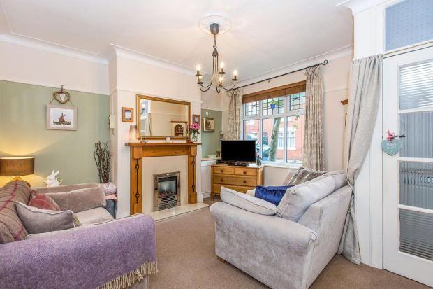 Terraced house for sale in Lulworth Avenue, Ashton-On-Ribble, Preston, Lancashire