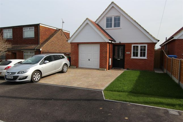 Thumbnail Detached house for sale in Cliff View Gardens, Leysdown-On-Sea, Sheerness