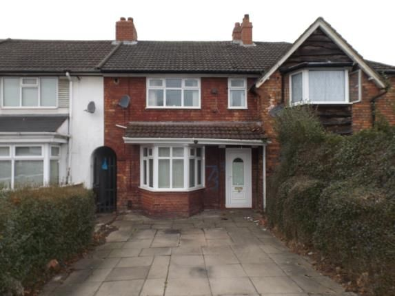 Thumbnail Terraced house for sale in Eastfield Road, Bordesley Green, Birmingham, West Midlands