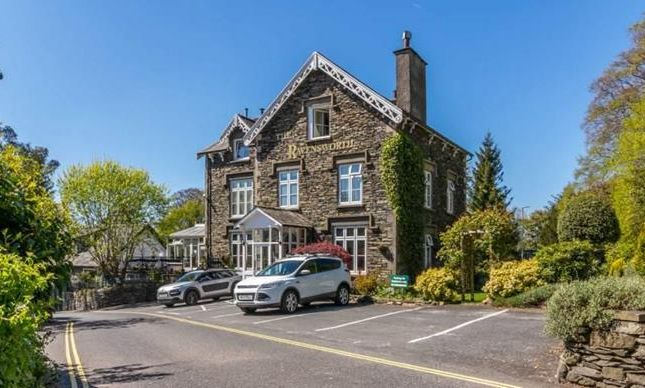 Thumbnail Hotel/guest house for sale in The Ravensworth Hotel, Ambleside Road, Windermere, Cumbria