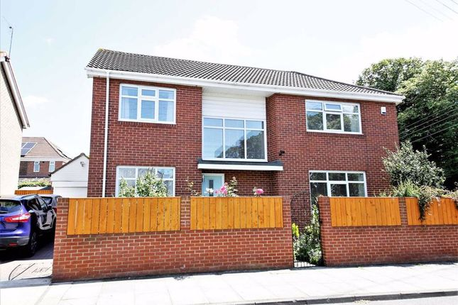 Thumbnail Semi-detached house for sale in Foxcover Lane, Middle Herrington, Sunderland