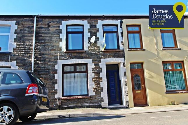 Thumbnail Shared accommodation to rent in King Street, Treforest, Pontypridd