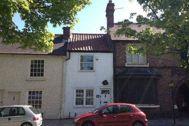 Thumbnail Cottage to rent in High Street, Norton, Stockton-On-Tees