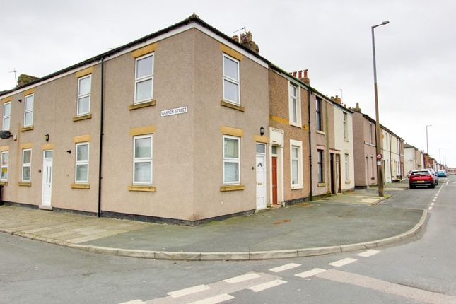 2 bed end terrace house to rent in Blakiston Street, Fleetwood FY7