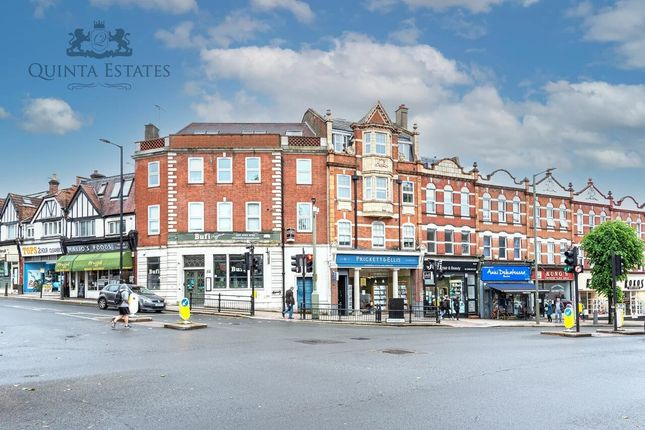 Thumbnail Property to rent in High Road, East Finchley
