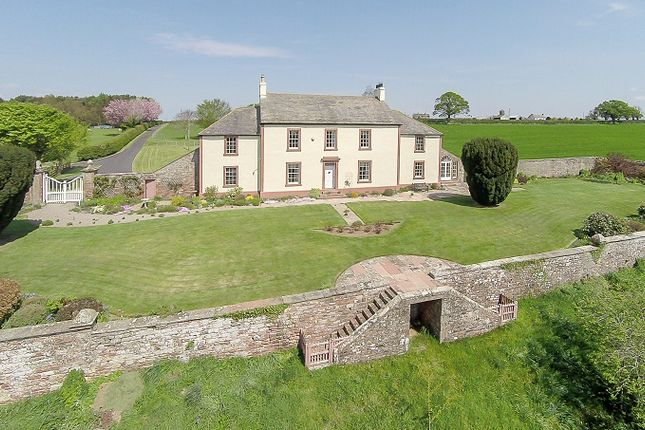 Thumbnail Country House For Sale In Carleton Farm Carlisle Cumbria