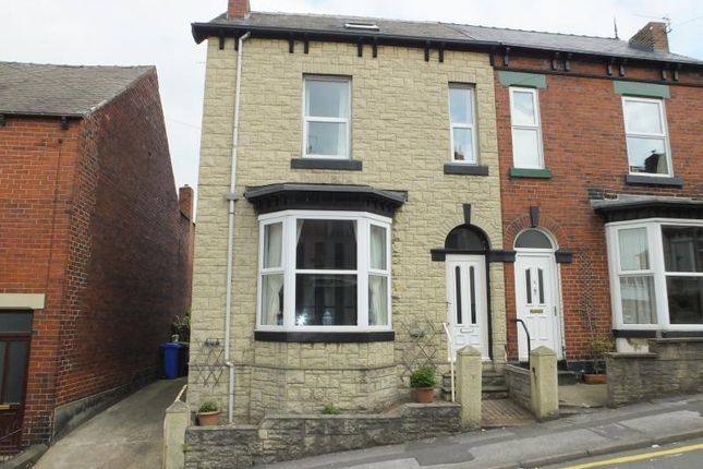 Thumbnail Semi-detached house for sale in Millmount Road, Meersbrook, Sheffield
