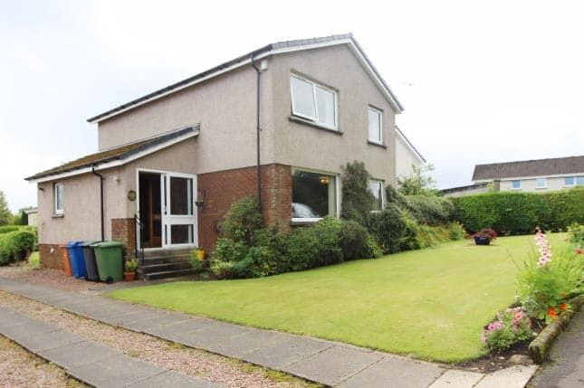 Thumbnail Detached house for sale in Prestonfield, Glasgow