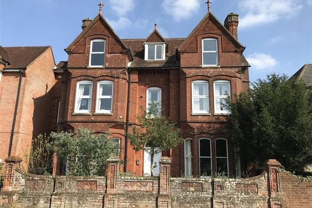 Thumbnail Flat for sale in Manor Road, Salisbury