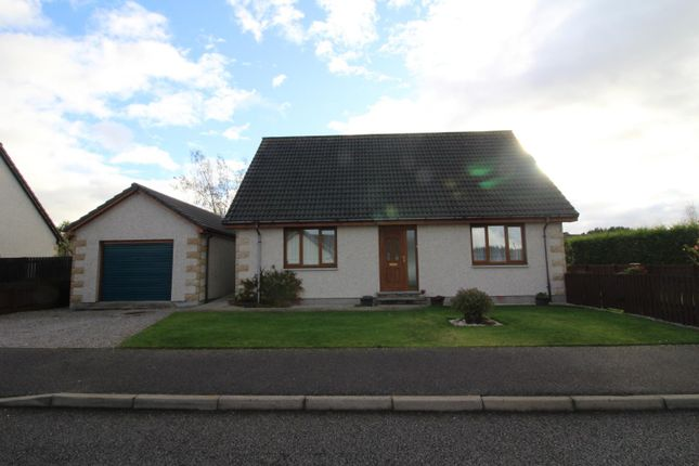 Thumbnail Detached bungalow for sale in Beinn View, Braes Of Conon Bridge