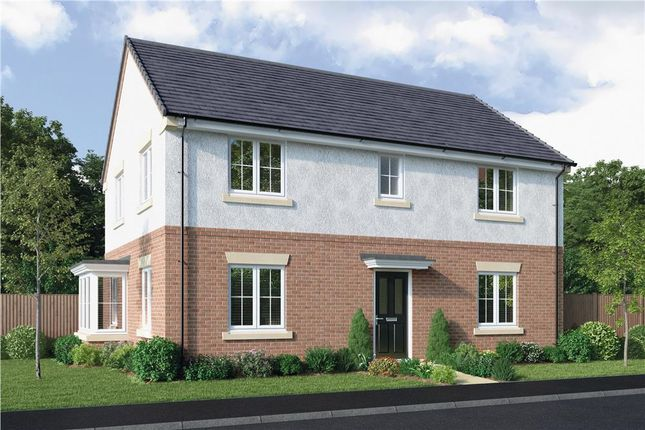 """4 bed detached house for sale in """"The Baywood"""" at Stannington Road, North Shields NE29"""