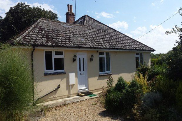 Thumbnail Bungalow to rent in Bradford Lane Longburton, Sherborne