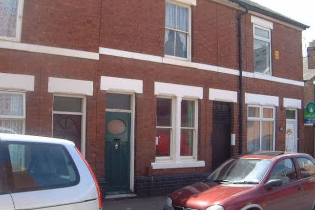 Thumbnail Terraced house to rent in Roman Road, Chester Green, Derby