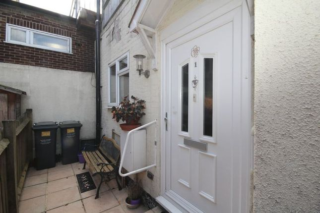 Thumbnail End terrace house for sale in Priory Grove, Tonbridge