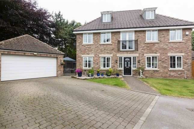 Thumbnail Detached house for sale in The Haven, Carlton-In-Lindrick, Worksop, Nottinghamshire