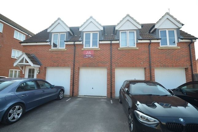 Thumbnail Maisonette to rent in Manning Road, Bourne