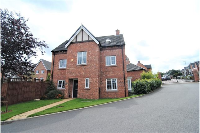 Thumbnail Detached house for sale in Peel Tower Close, Chorley